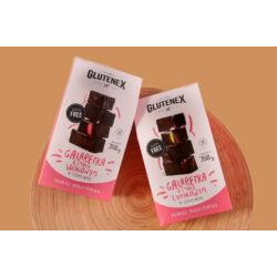 Glutenex zselés cukor csokiban - meggyes 350g