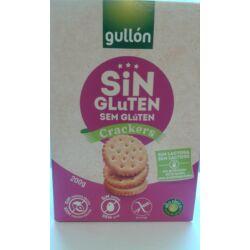 Gullon cracker sós keksz 200g