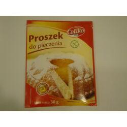 Glutenex /Celiko/ sütőpor 30g