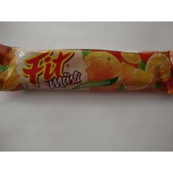 Glutenex FIT narancsos müzli szelet