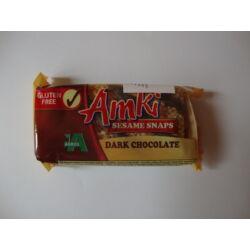 Amki szezámszelet csokoládé bevonattal 30g