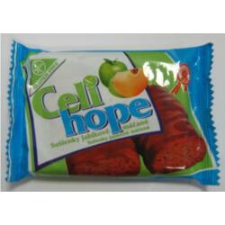Celi Hope almás keksz csokival 50g /OETI:938/2006/