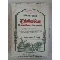 Diabet Mix linzerlisztkeverék 1kg