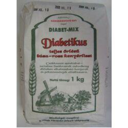 Diabet Mix teljes kiőrlésű lisztek /búza-rozs/