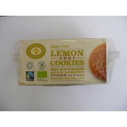 Doves Farm citromos keksz 150g