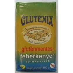 Glutenix fehérkenyér sütőkeverék 500g /OETI:1357/2006/