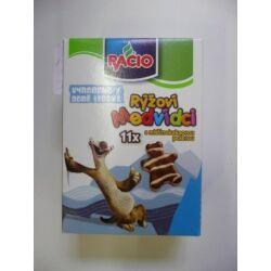Racio rizs mackók csokoládés 35g