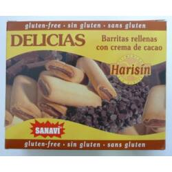 Sanavi Delicias csokis-mogyis sütemény 150g  /OETI:41/2004/