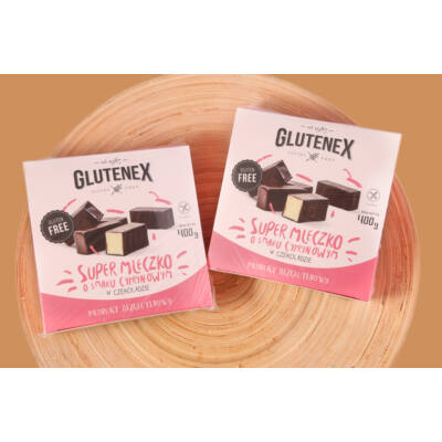 Glutenex kakaós szupertej 400g