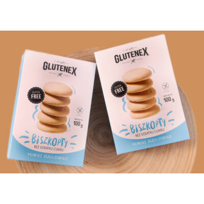 Glutenex babapiskóta 100g