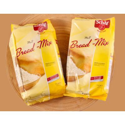 Schar Mix B kenyérpor 1kg /OETI: 7523/2010/