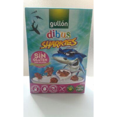 Gullon Dibus reggeliző keksz 250g