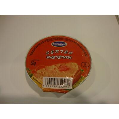 Eurofood Sertésmájas krém 50g