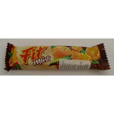 FIt müzliszelet - narancsos kakaós 30g
