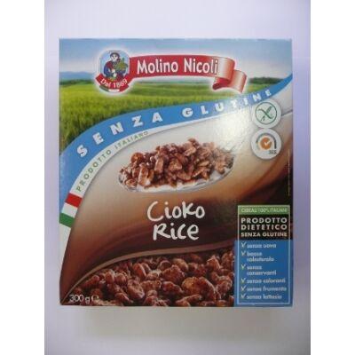 Nicoli csokoládés rizspehely 300g