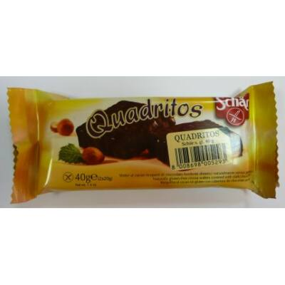 Schar Quadritos csokiba mártott ostya /OETI:10462/