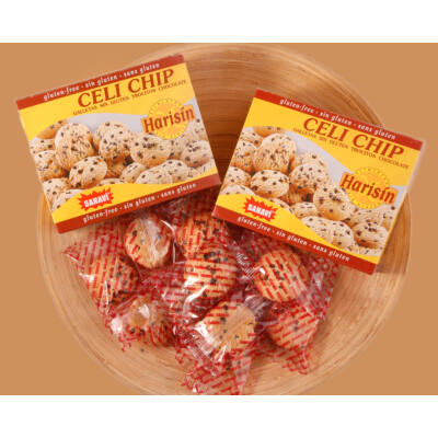 Sanavi Celi Chip keksz csokidarabokkal 150g /OETI:29/2004/