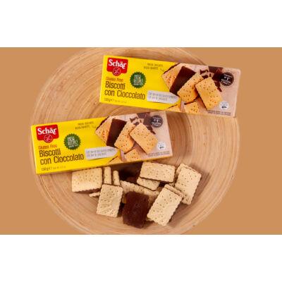 Schar Biscotti csokis keksz  150g /OETI:10465/2012/