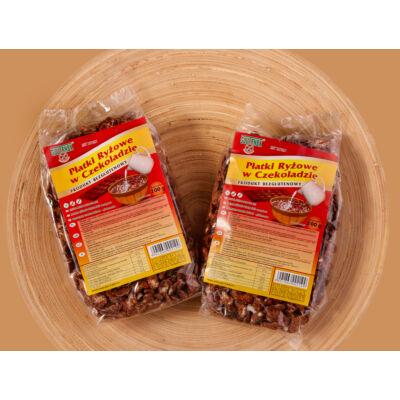 Glutenex reggelizőpehely -csokis 200g