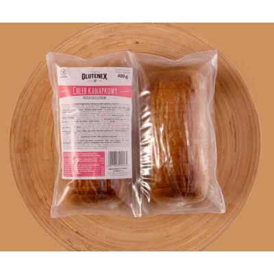 Glutenex szeletelt kenyér 400g