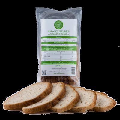 Smart Miller szeletelt kenyér 270g
