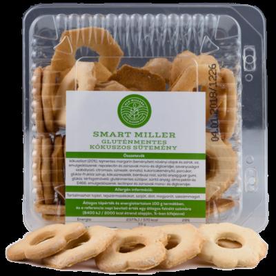 Smart Miller kókuszos sütemény 200g
