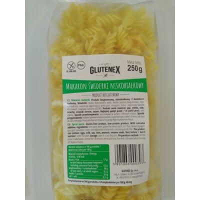 Glutenex csavart tészta PKU