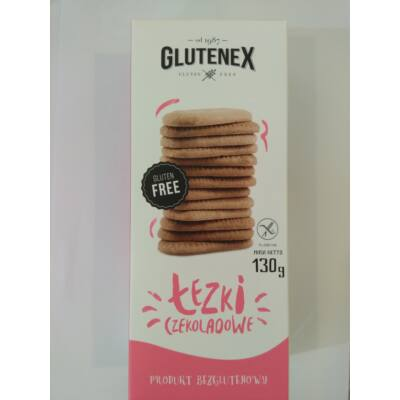 Glutenex csokis teasütemény 130g
