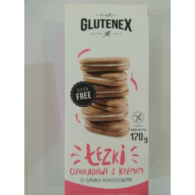 Glutenex csokis teasütemény kókuszos krémmel 170g