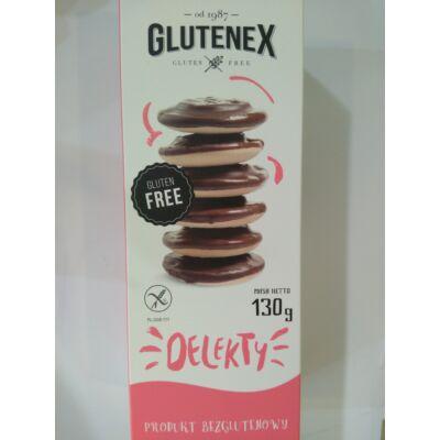Glutenex gyümölcszselével töltött csokis taller 130g