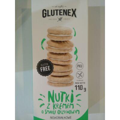 Glutenex krémmel töltött keksz /PKU/ 150g