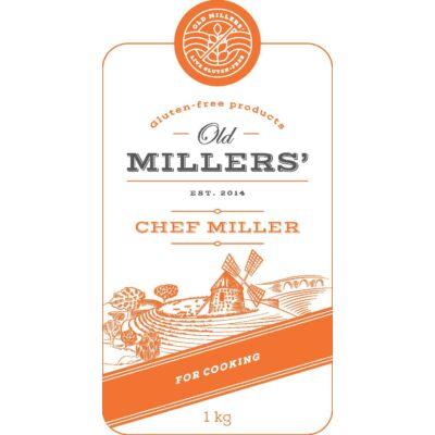 Chef Miller sűrítéshez, mártáshoz 500g