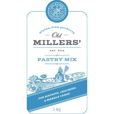Old Millers Pastry Mix 1kg
