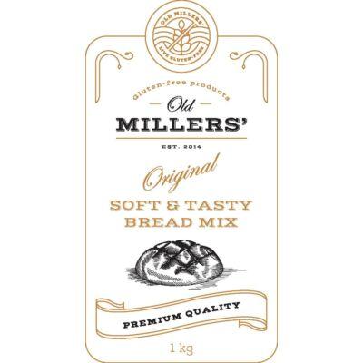 Old Millers' Original Soft & tasty bread mix 1kg