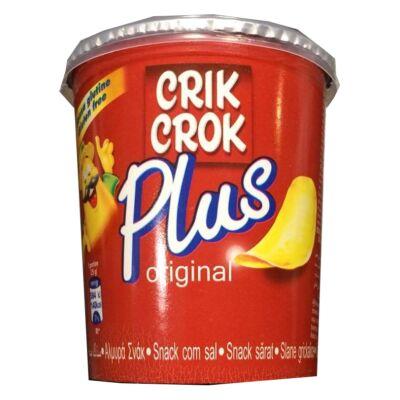 Crik Crok sós chips 40g