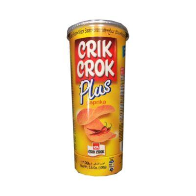 Crik Crok paprikás chips 100g