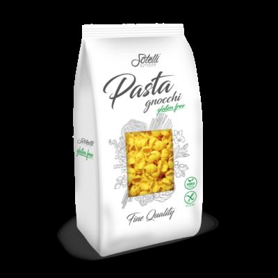 Sotelli gluténmentes virág/kagyló tészta 500g