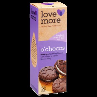Love More O'Choco csokis keksz 125g