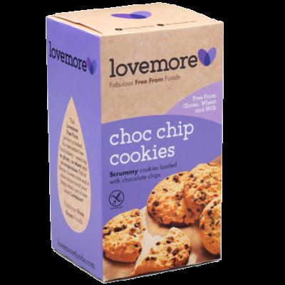 Love More csokidarabos keksz 150g