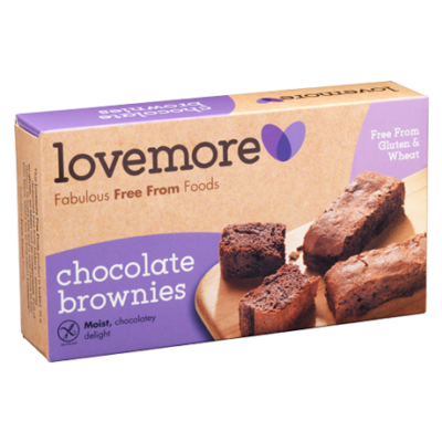 Love More csokis brownie 180g