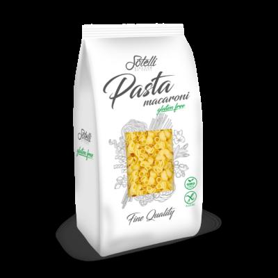Sotelli gluténmentes szarvacska tészta 500g