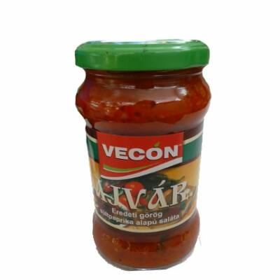 Vecon - Ajvár saláta 280g (1412)