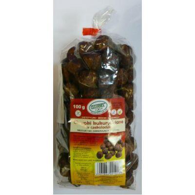 Glutenex kukoricás ropogtató csokoládéban 100g
