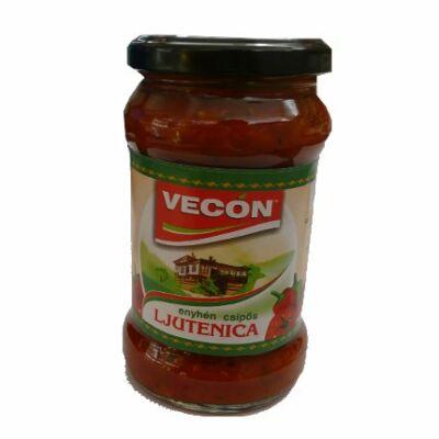 Vecon enyhén csípős paprikás krém 300g