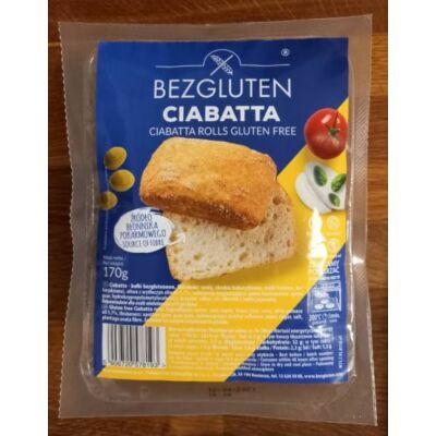 Bezgluten gluténmentes ciabatta zsemle 170g