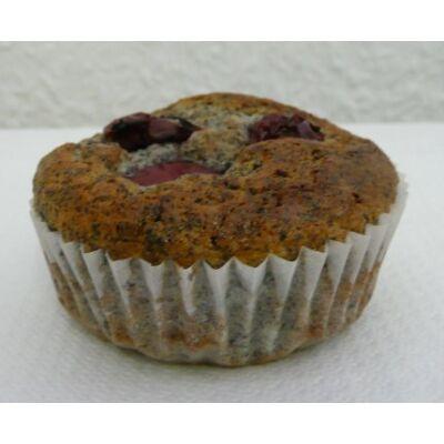 TAC Mákos-meggyes muffin / 2db