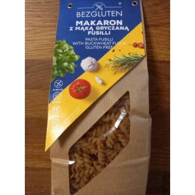 Bezgluten gluténmentes hajdinás tészta- orsó 250g